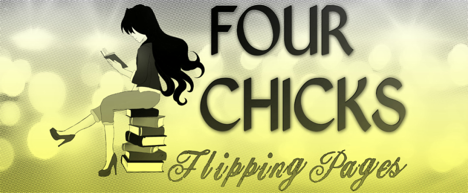 Four Chicks flipping pages