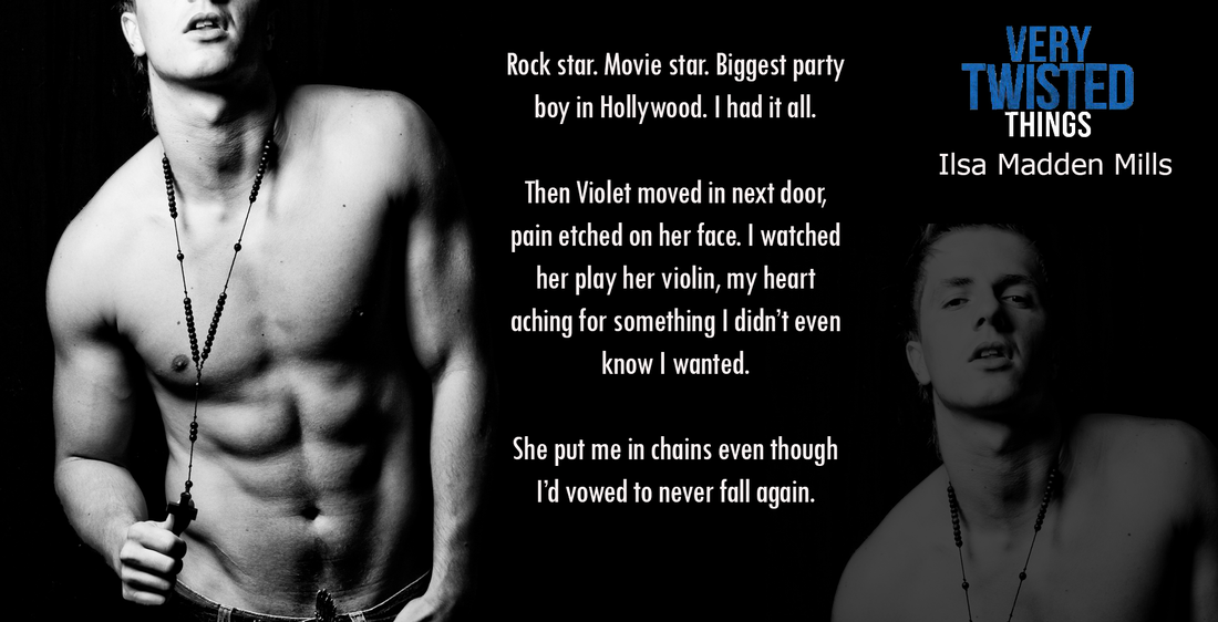 Category Very Twisted Things By Ilsa Madden Mills Sneak Peek