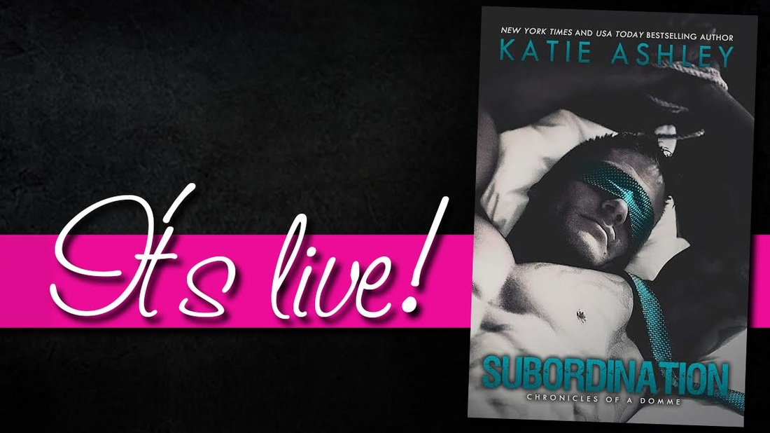 Category Subordination By Katie Ashley Book Tour Four Chicks